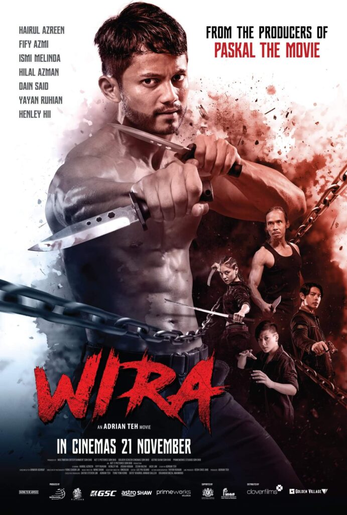 Wira Malaysian action movie